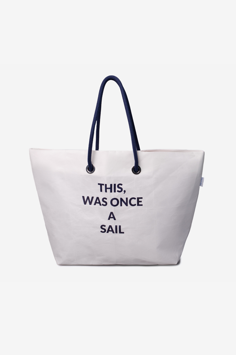 Zogheria | Upcycled Sail Bags | Salty Bag