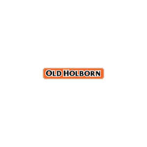 Old Holborn Logo | Upcycled Sail Bags | Salty Bag