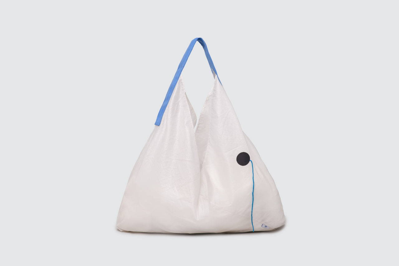 Straisto | Upcycled Sail Bags | Salty Bag
