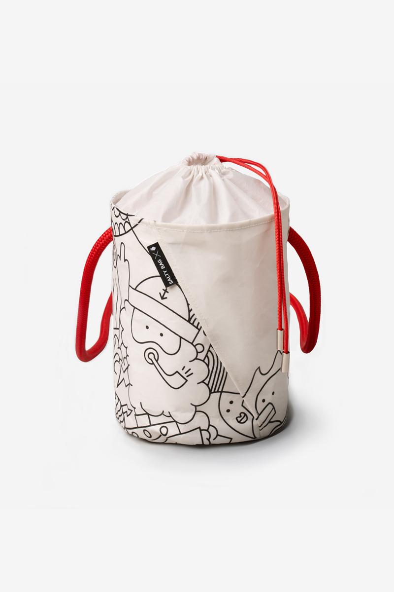 Kuluki | Upcycled Sail Bags | Salty Bag