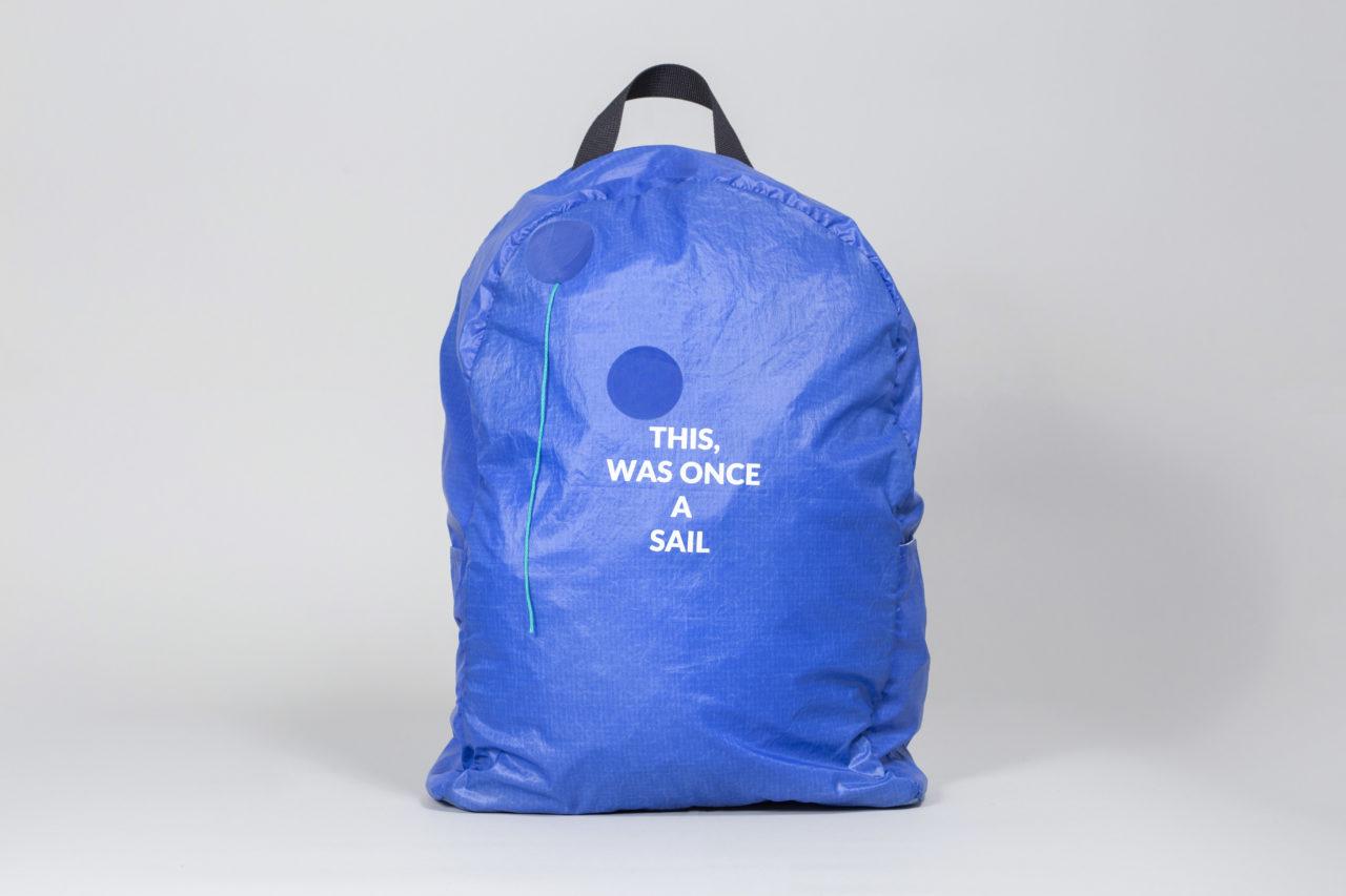 Secret Paradise Mk II | Upcycled Sail Bags | Salty Bag