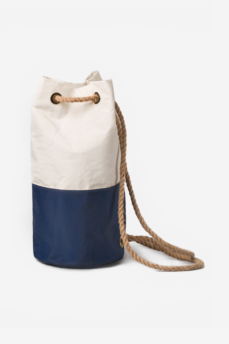 Octapodhi | Upcycled Sail Bags | Salty Bag